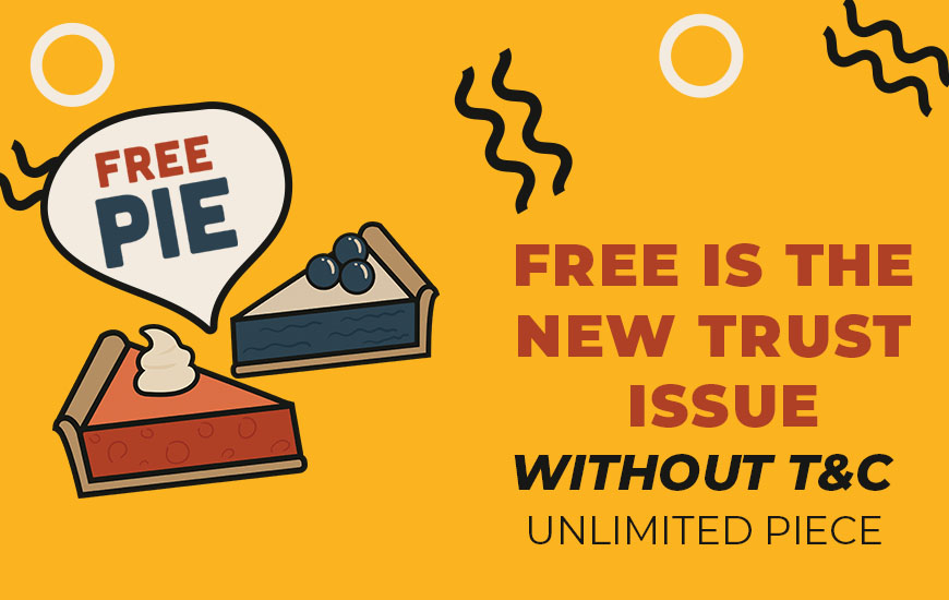 FREE IS THE NEW TRUST ISSUE. FREE IS THE NEW TRUST ISSUE. 1 5